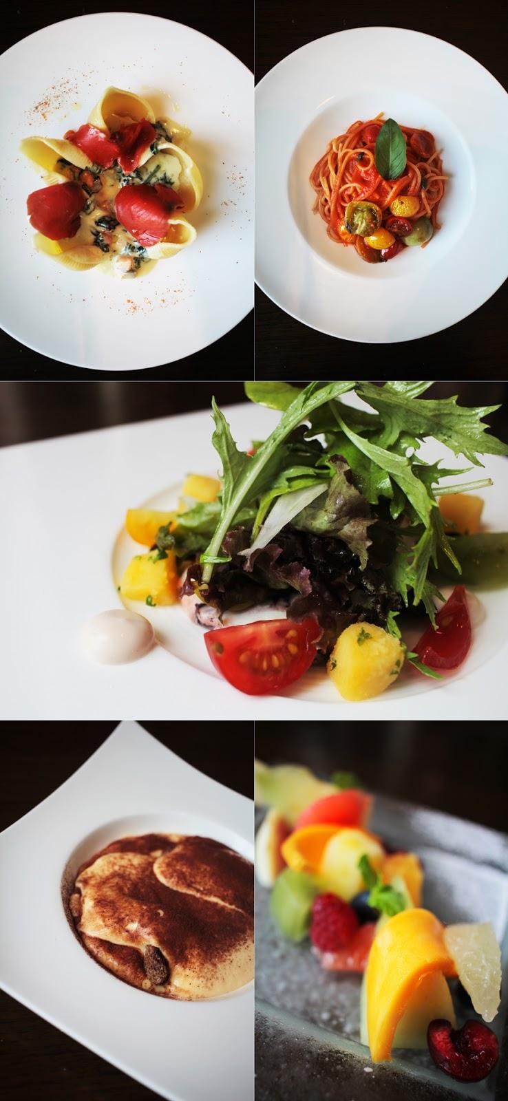 food italian restaurant osaka