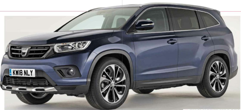 Data uscita nuova Dacia Duster 2018/2018