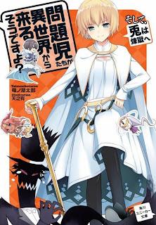Download Mondaiji-tachi ga Isekai Kara Kuru Sou Desu yo! Volume 10