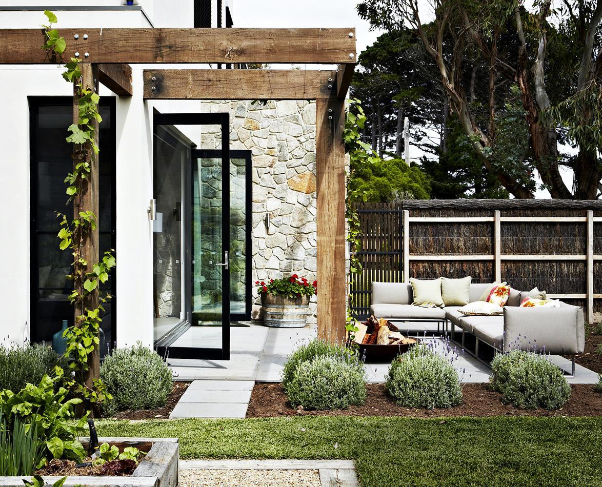 Project tuin deel het tuinontwerp