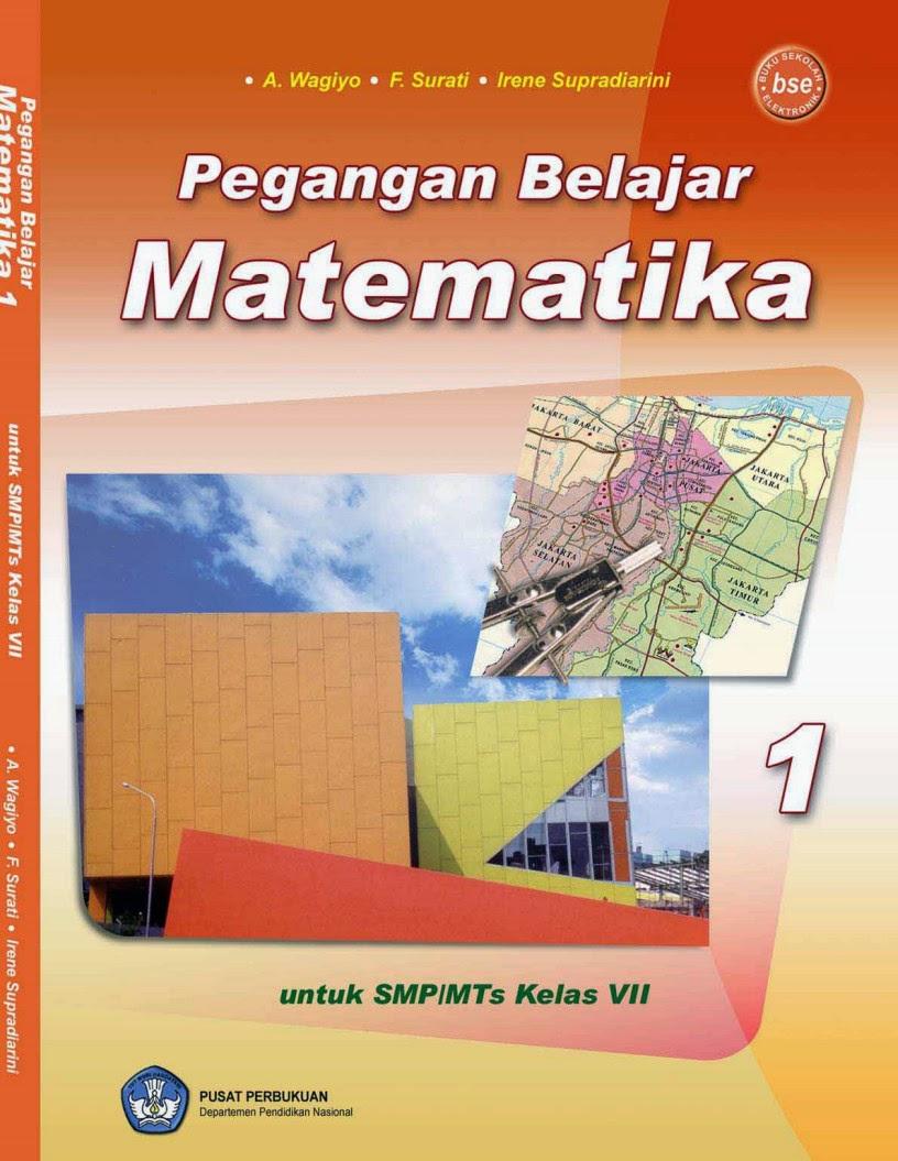 Buku Matematika Smp Kelas 7 A Wagiyo Bse Blog Paperplane