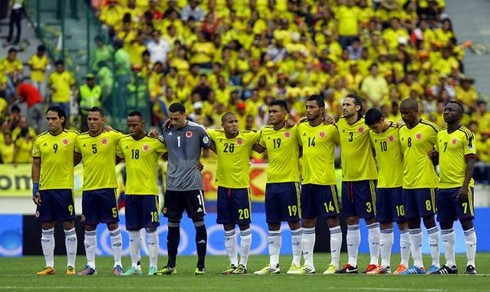 Selección Colombia Mundial 2014 Brasil Watch Colombia live online. World Cup Brazil 2014 games free streaming. Best websites for football matches without signing up