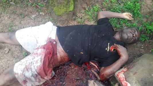 Herdsmen Attack In Enugu Community
