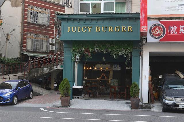 台南 JuicyBurger 朱熹漢堡