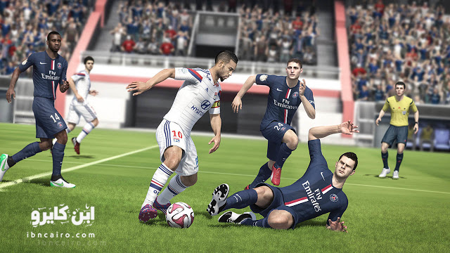 لعبة FIFA2018
