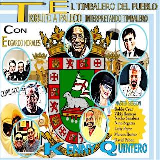 TRIBUTO A PALECO - KENNY QUINTERO (2014)