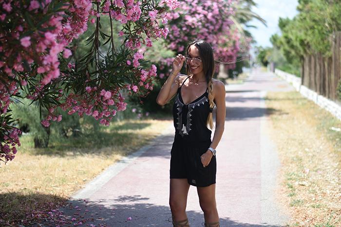 indossare il nero in estate