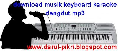 download musik keyboard karaoke dangdut mp3