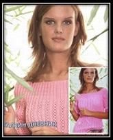 Vyazanie spicami dlya jenschin ajurnii pulover so shemoi i opisaniem vyazaniya (2)
