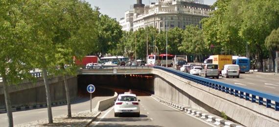 Reabre al tráfico el túnel de Atocha tras las obras