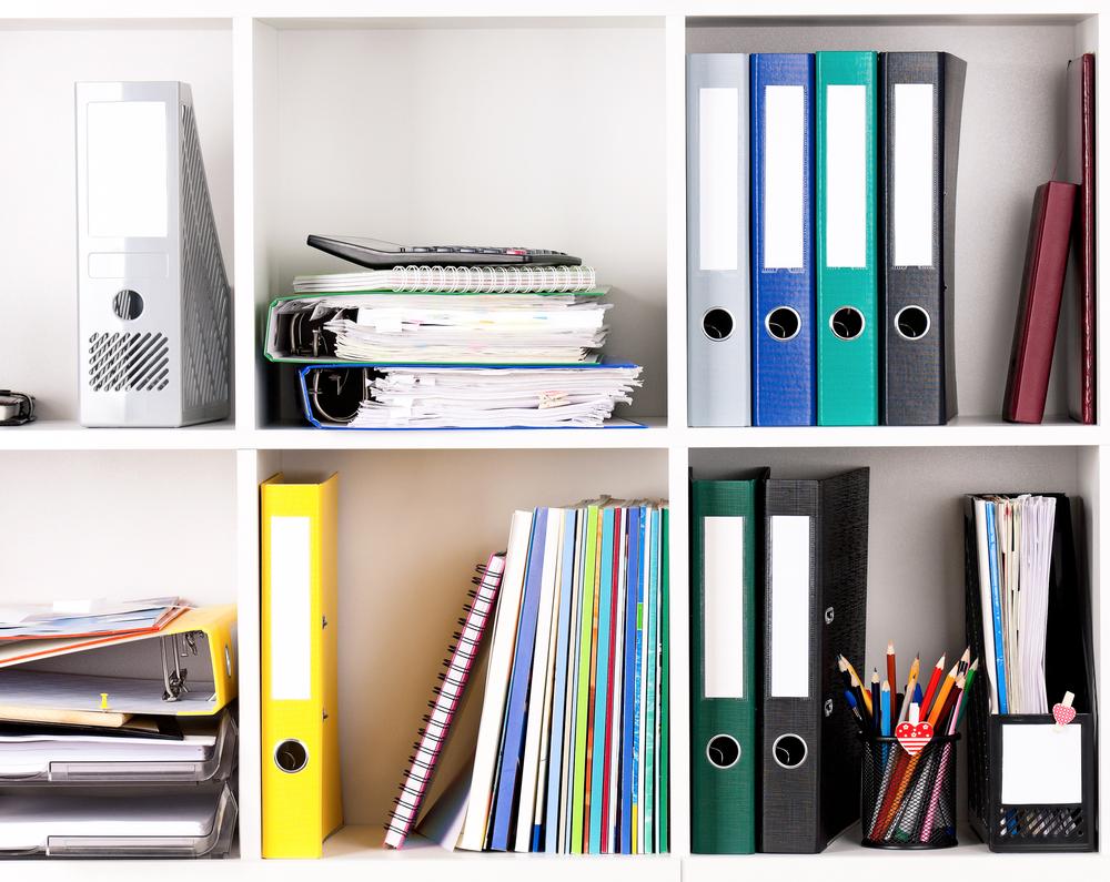 Odner dan Peralatan Kantor yang Penting untuk Kearsipan