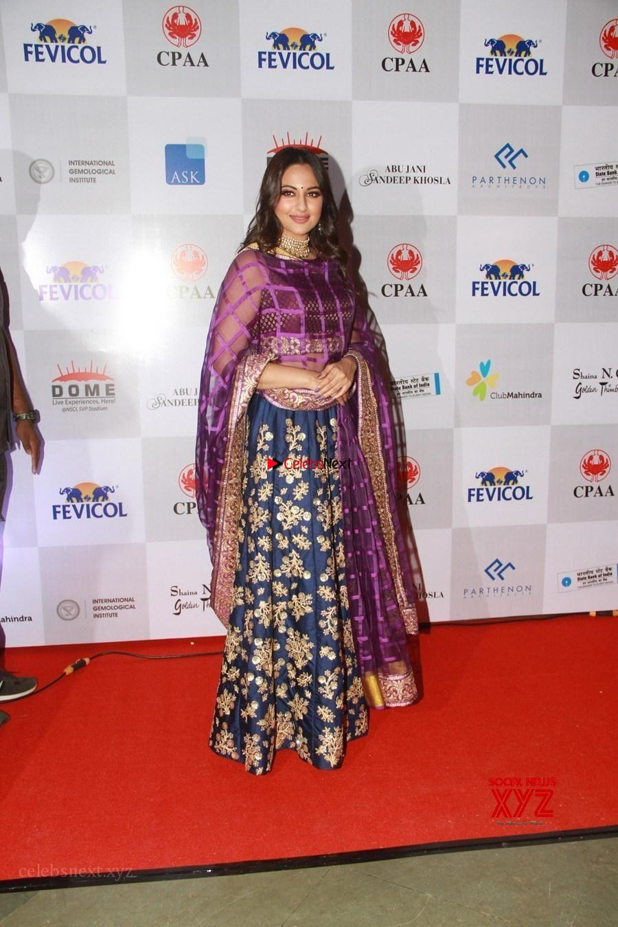 Sonakshi Sinha in Ghagra Choli at Mumbai Caring with Style~ CelebsNext Exclusive Galleries
