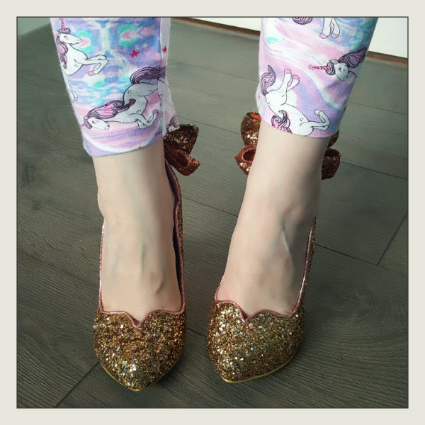 wearing irregular choice gracious dreamer cinderella