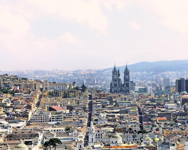 Quito, la primera ciudad inteligente de America Latina