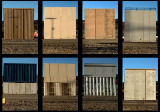 Border Wall Models Thwart US Commandos In Tests