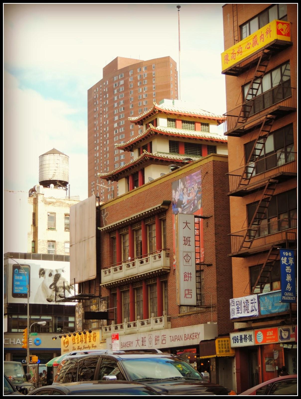 Nueva York en 3 Días: Chinatown