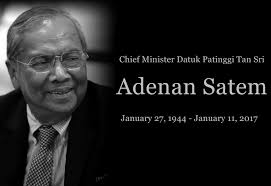 Kuching, Miri and Johor to hold own candlelight tribute for late Adenan