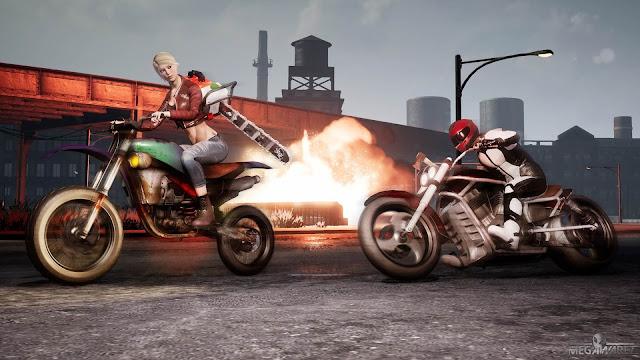 Road Rage pc imagenes
