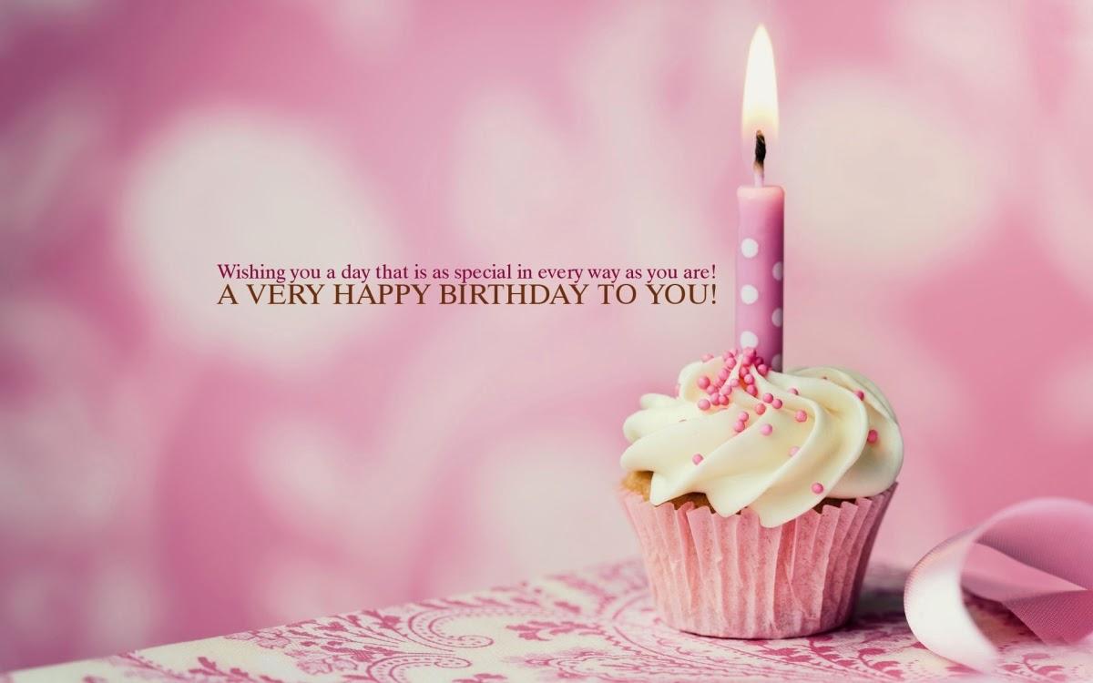 HD BIRTHDAY WALLPAPER : Happy Birthday Wishes