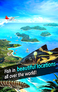 Ace Fishing Wild Catch Android APK MOD