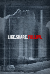 Like.Share.Follow. Poster
