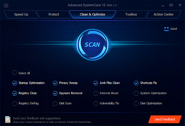 Iobit advanced systemcare 10 key