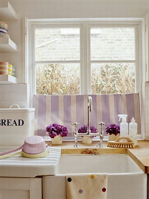 lovely pretty pastel kitchen details