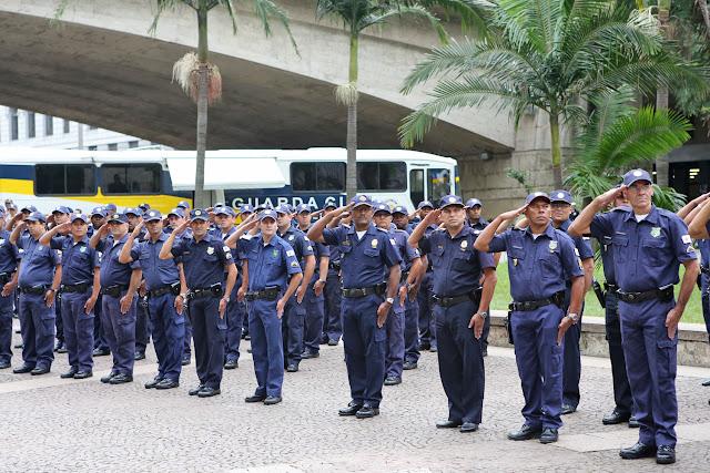 Prefeitura de SP autoriza nomeação de 200 novos policiais para a Guarda Civil Metropolitana