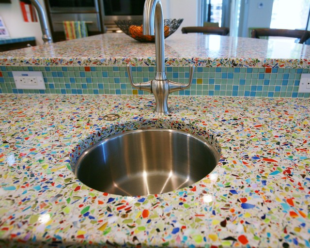 Exceptional I Am Really Looking Forward To The Day When I Can Bring More Color Into My  Home, Starting With This Countertop!