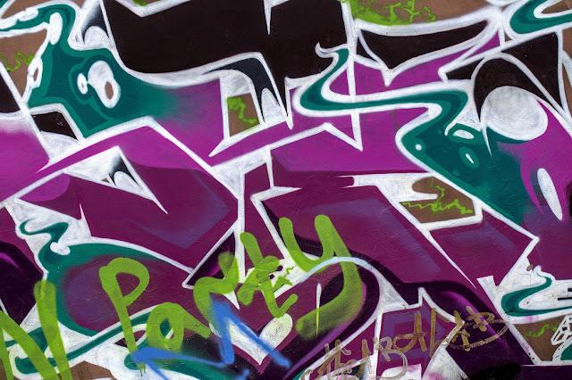 Graffiti tapetti kirjeet