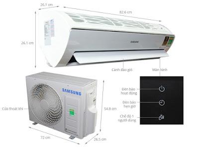 Sửa Điều Hòa Samsung Tại Thanh Hóa