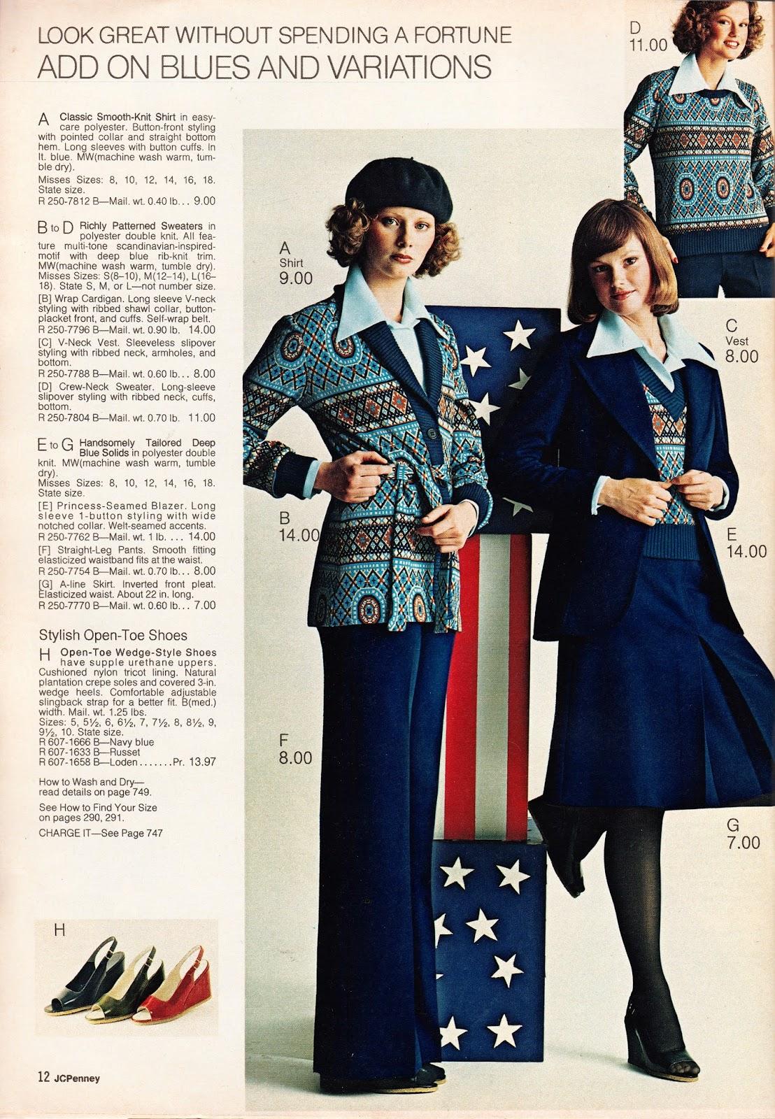 Kathy Loghry Blogspot: Random Goodness: 70s Fall Fashion ...