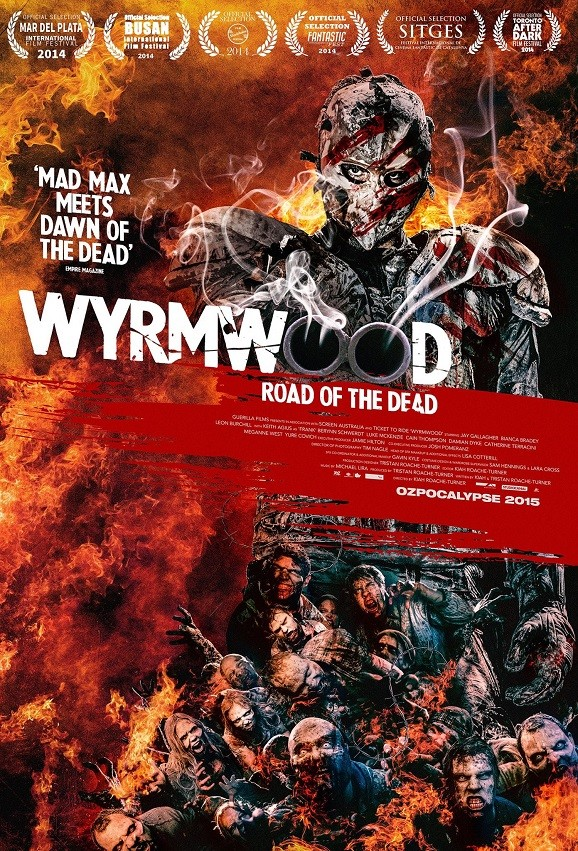 Wyrmwood Road of the Dead แมดแบร์รี่ ถล่มซอมบี้ ผีแก๊สโซฮอล์ [HD][พากย์ไทย]