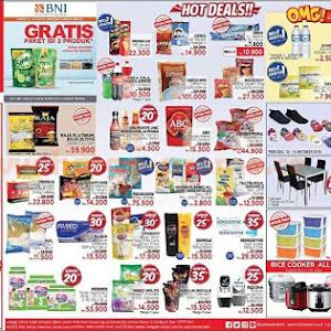 Katalog Promo Lottemart Hypermarket Weekend 10 - 14 Oktober 2018
