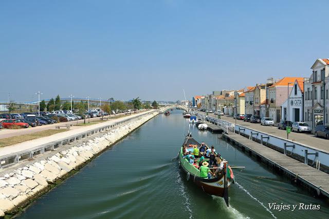 Canales de Aveiro