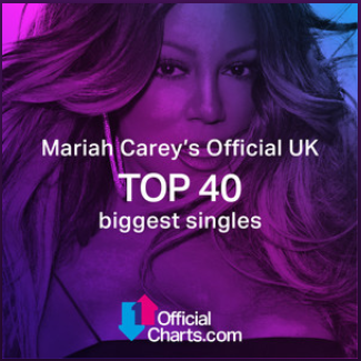 Mariah Carey's Official UK Top 40 Biggest Singles (2018)