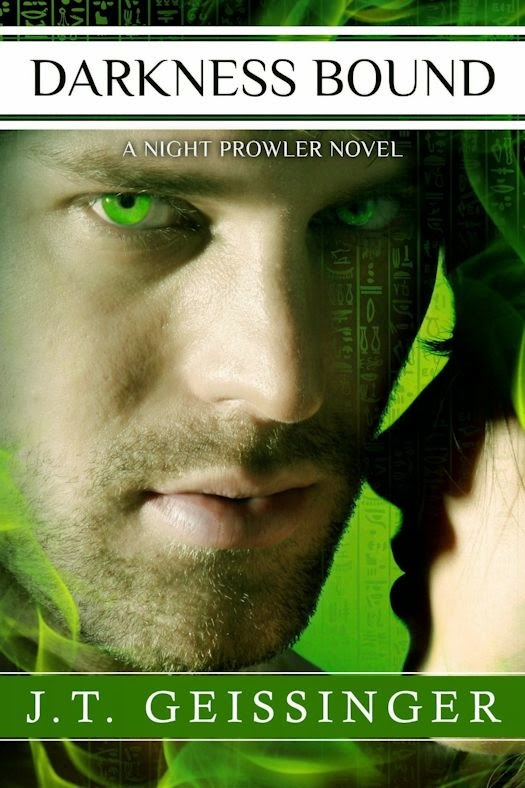 Review:  Darkness Bound by J. T. Geissinger