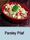 Parsley Pilaf