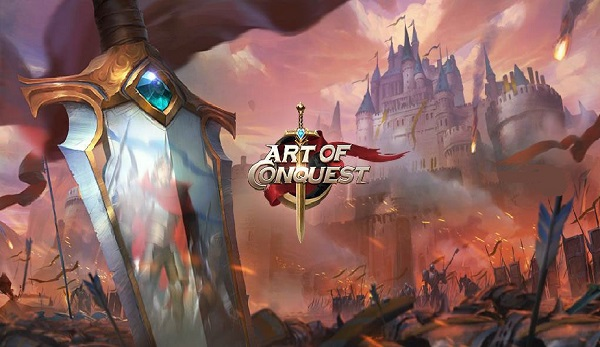 Download Art of Conquest (AoC) Apk Data Game