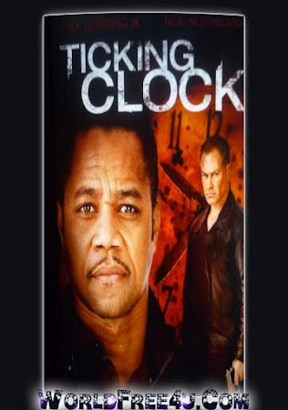 Poster Of Ticking Clock In Dual Audio Hindi English 300MB Compressed Small Size Pc Movie Free Download Only At worldfree4u.com