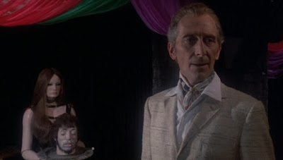 The House that Dripped Blood 1971 movie still Peter Cushing