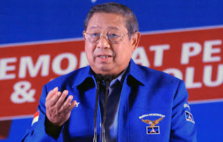 SBY protes