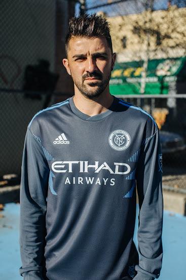 new style 57c3c c5713 New York City FC 2018 Away Kit Released - Footy Headlines