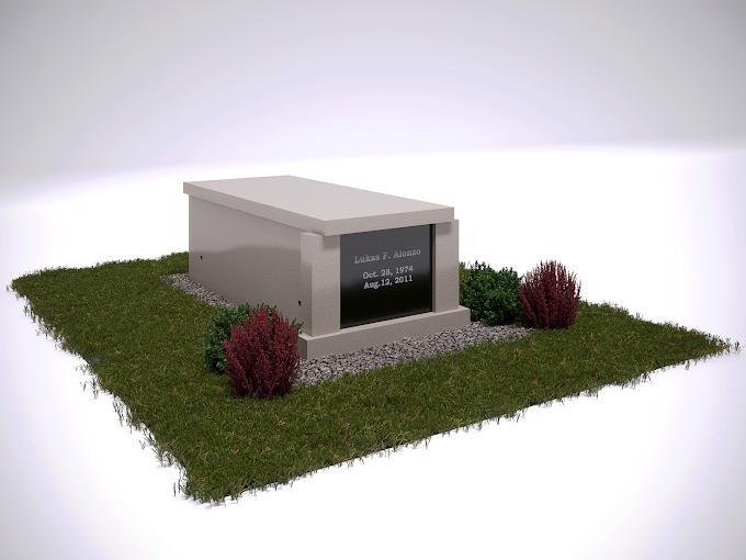 Mausoleum Design and Renders