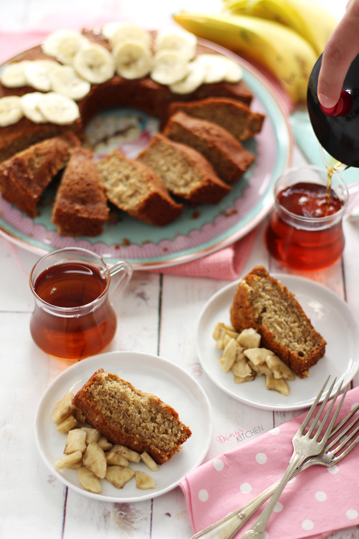 Çilekli Yoğurtlu Kek: Aşık Olacaksınız