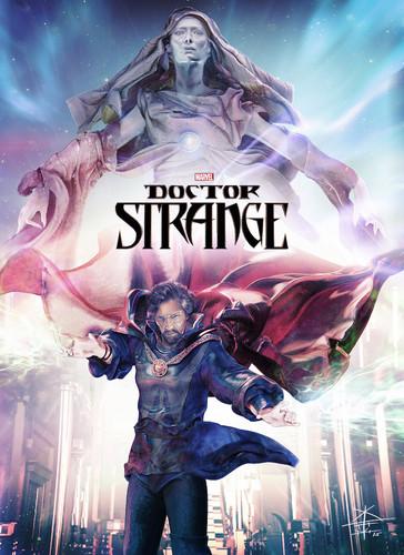 Kumpulan Foto, Fakta Doctor Strange (2016) dan Download videonya disini