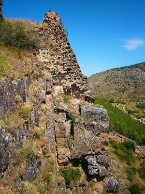 Castillo de Cañete, Cuenca, España