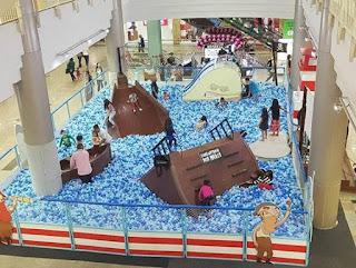 West Shopping recebe o evento 'Gigantes do Mar'
