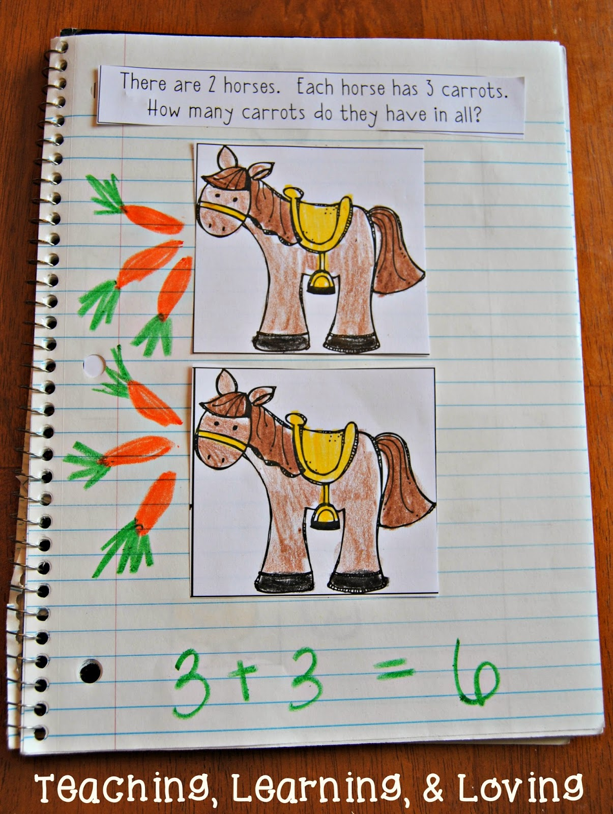 Teaching Learning Amp Loving September Math Journal Prompts