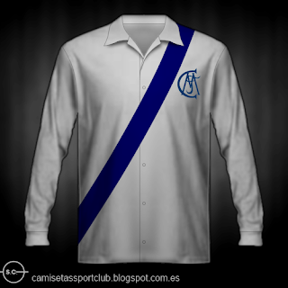 La camiseta del Real Madrid a lo largo de la historia